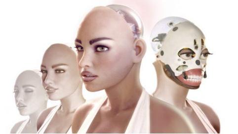 只需每年20美元,就能得到订制的AI性爱机器人