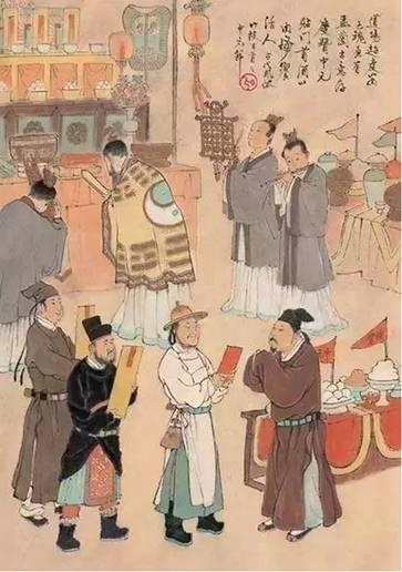 中国古老文化习俗!
