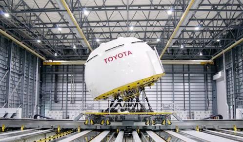 丰田将自动驾驶技术植入车轮中 可接管驾驶权