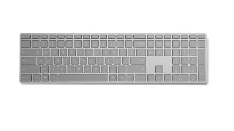 微软发布内置指纹识别器的新键盘