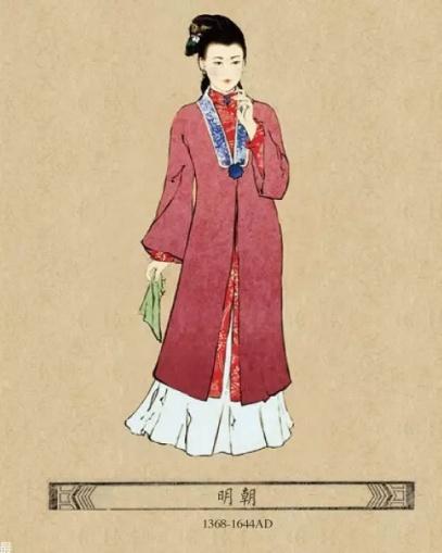 中国古代美女服饰都有哪几款?