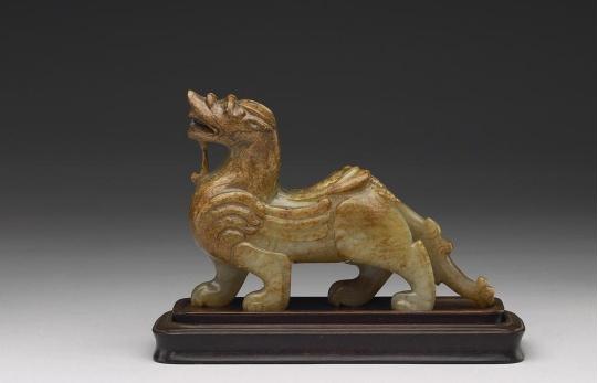 古代玉器中的动物