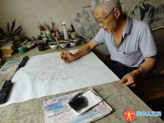 画家  张华喜