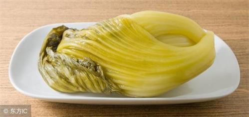 四川泡菜的密方