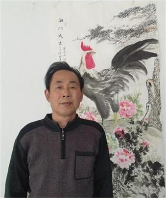 天中画家•孔海洲作品欣赏