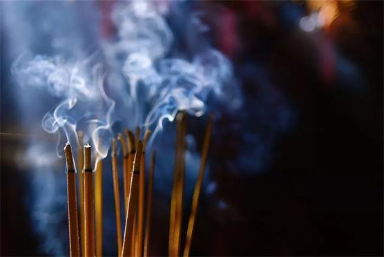 道教香文化