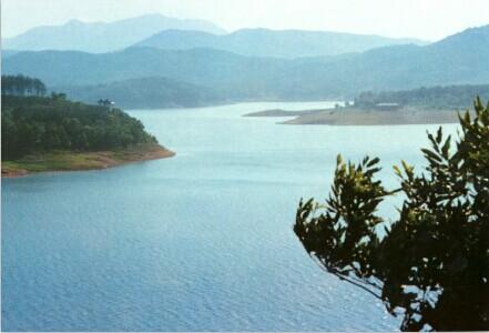 薄山湖风景区