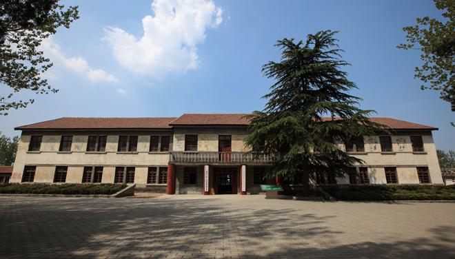 中国第一个人民公社---遂平嵖岈山公社
