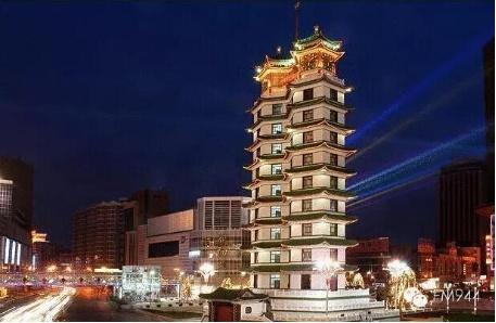 郑州二七塔从出生到现在的样子 你见过哪些?